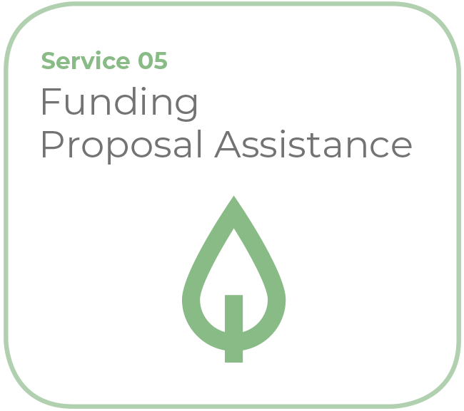 Funding Proposal Assistance